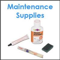 MAINTENANCE SUPPLIES