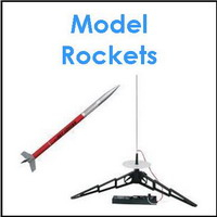 MODEL ROCKETS & SUPPLIES