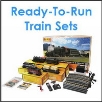 READY TO RUN TRAIN SET