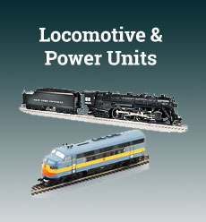 Model Railroading Locomotive Power Units syracuse ny hobby shop