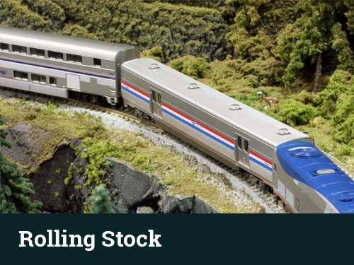 HO Scale Rolling Stock Box Cars Hoppers