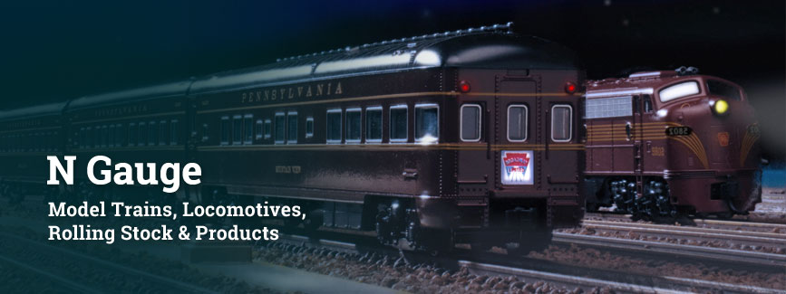 HO Gauge Model Train Sets Locomotives Rolling Stock
