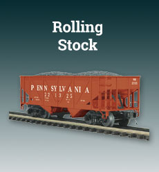 model railroading rolling stock