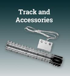 Model Train Railroading Track & Accessories