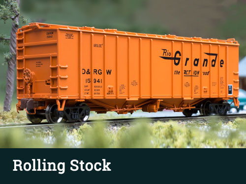 O Scale Rolling Stock Box Cars Hoppers