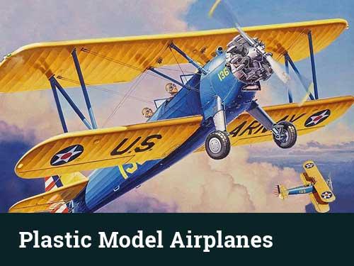 Plastic Model Airplanes - Syracuse, NY