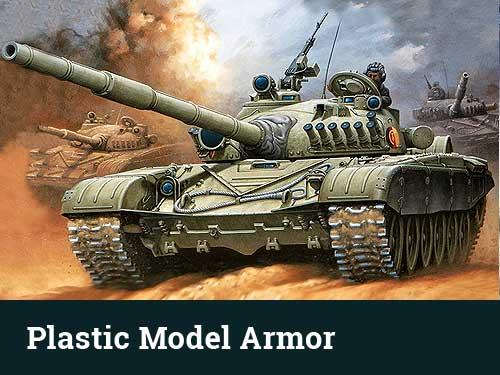 Plastic Models Military & Armor