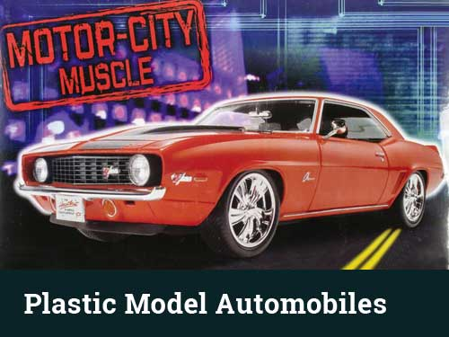 Plastic Model Cars - Automobiles - Syracuse, NY