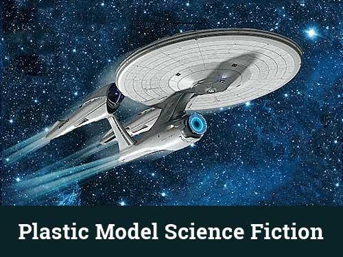 Plastic Model Kits Science Fiction - Syracuse, NY