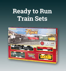 Model Railroading Ready to Run Train Sets Syracuse NY